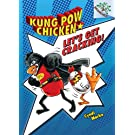 Kung Pow Chicken #1: Let's Get Cracking! - Library Edition