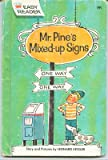 Mr. Pine's Mixed Up Signs
