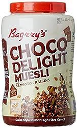 Bagrry's Choco Delight, Jar, 1000g