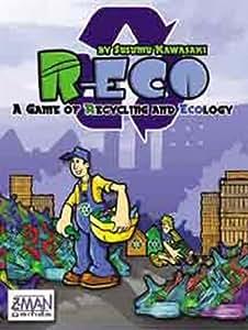 Z-Man Games - R-Eco