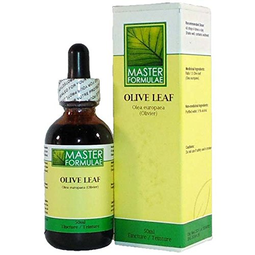 Olive Leaf - 1.69Oz High Blood Pressure Tincture