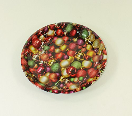2-Stck-GEBCKTELLER-WEIHNACHTSKUGELN-25-cm-Metall-Weihnachtsteller-Retro-Nostalgie-Weihnachtskopf-Santaclaus-Gebckschalen-Knabberteller-Weihnachtsmannmtze-Weihnachtsfeier-Santa-Claus-Nikolausmtze-Zipfe