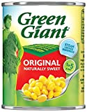 Green Giant Original Sweetcorn 198 g (Pack of 12)