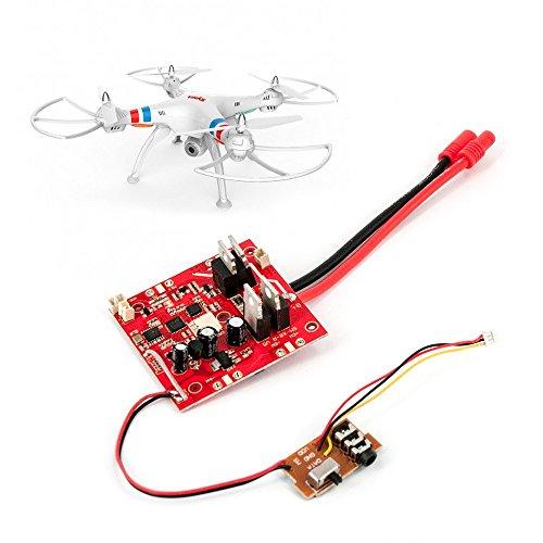SYMA-Original-Empfnger-Platine-fr-alle-SYMA-X8-Modelle-Quadrocopter-inkl-den-Wifi-Modellen