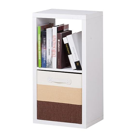 TH Scaffale multiuso moderno di scaffale di scaffale di scaffale di combinazione dello scaffale di scaffale di stoccaggio minimalista moderno ( dimensioni : Style-1 )