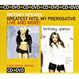 Greatest Hits: My Prerogative/Live And Moreby Britney Spears