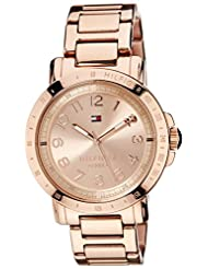 Tommy Hilfiger Analog Pink Dial Women's Watch - TH1781396J