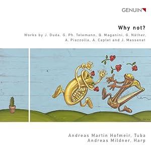 Why not? - Werke für Tuba und Harfe