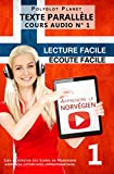 Apprendre le norvégien | Écoute facile | Lecture facile | Texte parallèle COURS AUDIO N° 1: Lire et écouter des Livres en Norvégien (APPRENDRE LE NORVÉGIEN ... | LECTURE FACILE | APPRENTISSAGE FACILE)