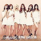 PINK SEASON (初回限定盤A)(CD+DVD+グッズ)/