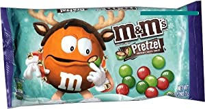 M&M's Pretzels (Crunchy Salty Sweet) Candy 9.90 oz.