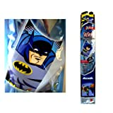 Batman Large Poly Led Kite - Batman Large Kite - Batman Kids Kite