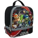 Teenage Mutant Ninja Turtles Movie Lunch Kit Black/Grey