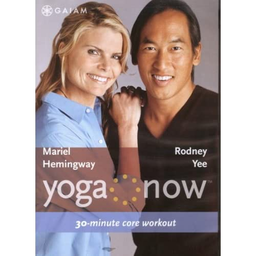 Rodney Yee   Yoga Now [4 DVDrip   MP4] preview 2