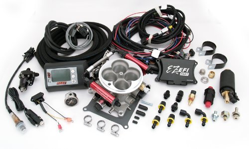 FAST Fuel Injection 30227-KIT EZ-EFI Self-Tuning Fuel Injection System