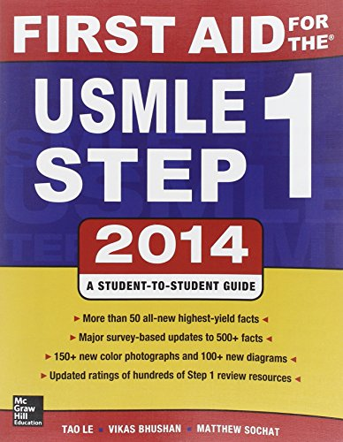 First Aid For The Usmle Step 1 2014 (First Aid Series)