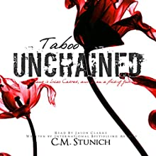 Taboo Unchained: A Dark Romance Erotica (       UNABRIDGED) by C.M. Stunich Narrated by Jason Clarke