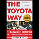 The Toyota Way Audiobook by Jeffrey Liker Narrated by Grover Gardner