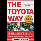 The Toyota Way | [Jeffrey Liker]