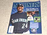 Seattle Mariners Magazine June 2010 Ken Griffey Jr., Making Wishes Come True, Memories of Rosenblatt, The Martinez Foundation Empowers Teachers + Amazon.com