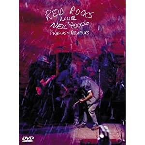 Neil Young & Friends  Live at Red Rocks