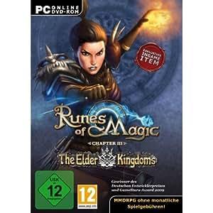 Runes of magic, Chapitre 3 : The Elder Kingdoms