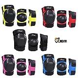 JBM Inline & Roller Skate Protective Gear for Multi Sport Skateboarding, Scootering, Bmx, Biking, Cycling