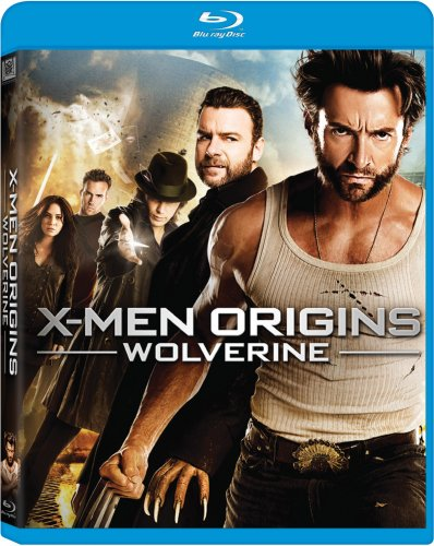 Cover art for  X-Men Origins: Wolverine (Blu-ray + Digital Copy)
