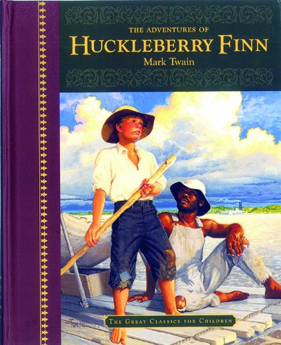 The Adventures of Huckleberry Finn - 1