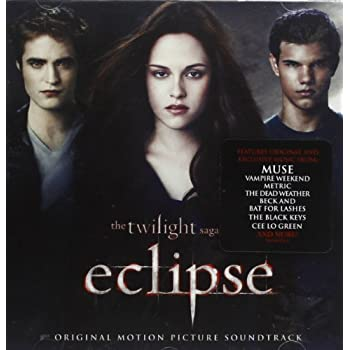 Set A Shopping Price Drop Alert For The Twilight Saga: Eclipse Soundtrack by Various Artists