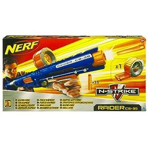 Súng Nerf hàng Độc Lạ - An toàn!
