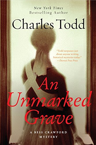Image of An Unmarked Grave (Bess Crawford)