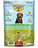 Zukes Skinny Bakes 5s Peanut Butter & Blueberries Dog Biscuit, 12 oz