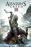 Empire Cover Games 543622 Assassins Creed Revelations 3 Maxi-Poster 61 x 91.5 cm