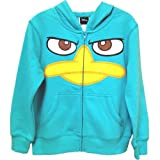 Phineas & Ferb Perry Boys Zip up Hoodie Jacket