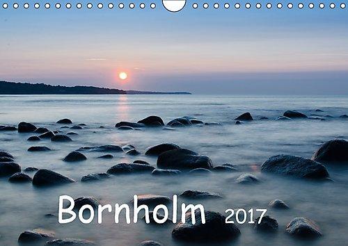 Bornholm (Wandkalender 2017 DIN A4 quer): Die Lichter einer Insel (Monatskalender, 14 Seiten )