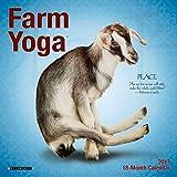 Farm Yoga 2017 Wall Calendar