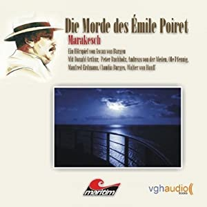 Marrakesch (Die Morde des Émile Poiret 8) Hörspiel