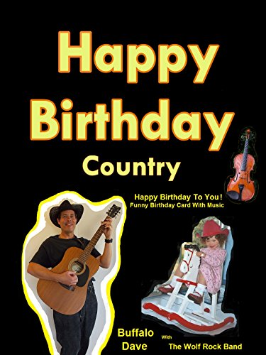 Happy Birthday Country