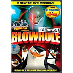 Penguins of Madagascar: Operation Blowhole