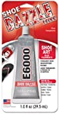 E-6000 Multi-Purpose Adhesive 1.0 Ounces 1/Pkg-Shoe Dazzle Shoe Art Glue