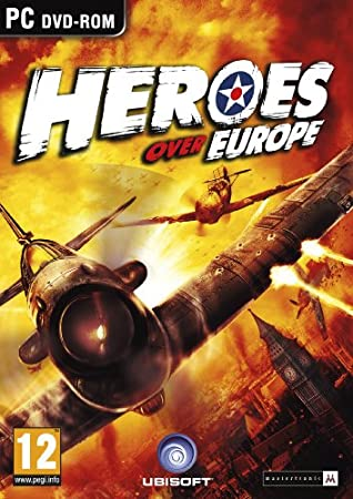 Heroes Over Europe (PC CD)