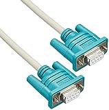 サンワサプライ KR-LK2 RS232Cケーブル(インターリンク 9pin-9pin) 2m