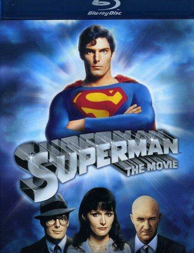 Blu-ray : Superman: The Movie (Blu-ray)