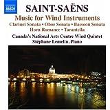 Camille saint-saens musique pour instruments a vent