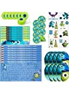 Monsters Inc. Party Favor Pk 48 Piece