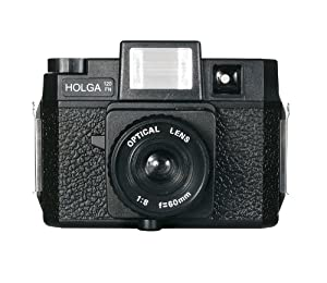 Holga 145120 120Fn with Flash Plastic Camera