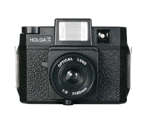 Fantastic Deal! Holga 120Fn with Flash Plastic Camera