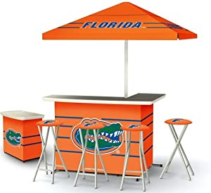 Florida Gators College Portable Bar Stools and Table by Best of Times