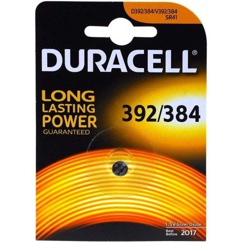 Pile-bouton Duracell SR41 (1 unité sous blister)